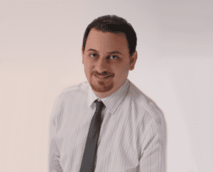 Headshot of Dr. Saleh